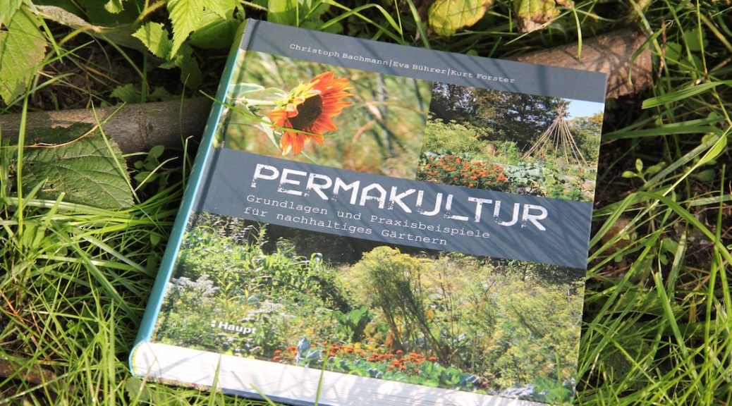 """Buch """"Permakultur - Grundlagen und Praxisbeispiele für nachhaltiges Gärtnern"""" von Bachmann, Bührer, Forster"""