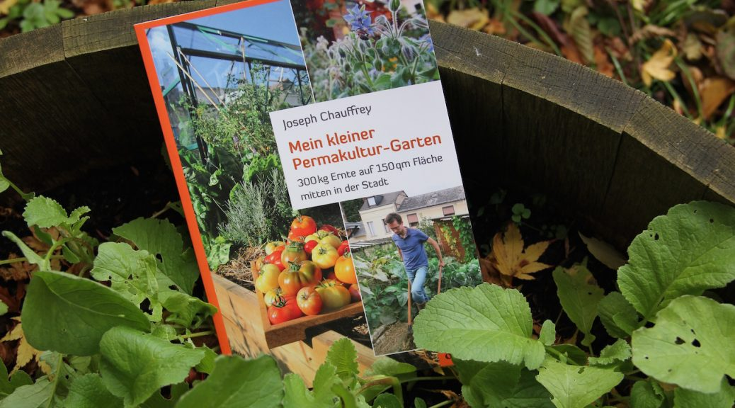 """Buch """"Mein kleiner Permakultur-Garten"""" Joseph Chauffrey"""